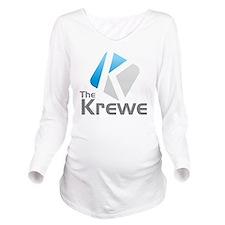 TheKrewe Gradient Long Sleeve Maternity T-Shirt