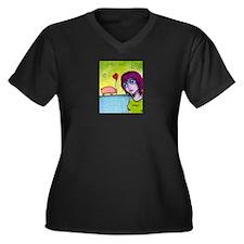 Susie The Vegan Plus Size T-Shirt