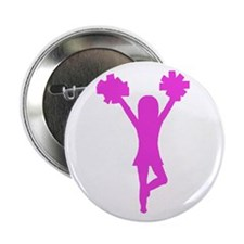 "Cheer Gear 2.25"" Button (10 pack)"