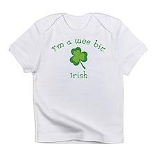 I'm a wee bit Irish. Infant T-Shirt