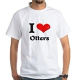 I love otters  Shirt