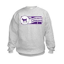 Make Mine Lundehund Sweatshirt