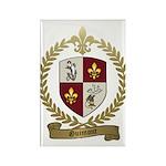 GUIMONT Family Crest Rectangle Magnet (100 pack)