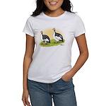 Pied Guineas Women's T-Shirt