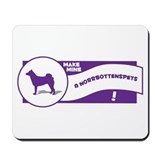 Make Mine Norrbottenspets Mousepad