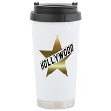 Unique Hollywood Travel Mug