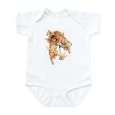 CHERUBS & DOVES Infant Bodysuit