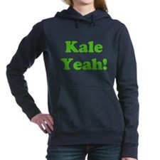 Kale Yeah! Women's Hooded Sweatshirt