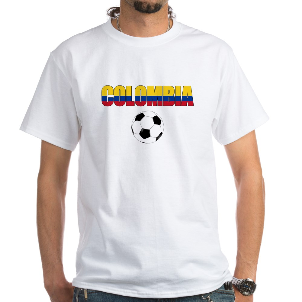 Colombia World Cup T-Shirt