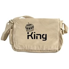 King Messenger Bag