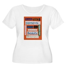Beauty Tee Girl T-Shirt