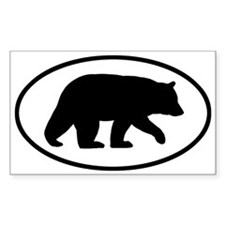 Cute Bear Decal
