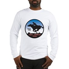 The Pony Express Long Sleeve T-Shirt