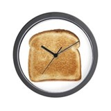Toast Wall Clock