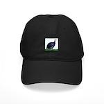 Royal Purple Guineafowl Black Cap