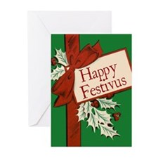 Festivus Greeting Cards (Pk of 10)