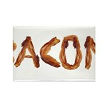 Bacon in the Shade of Bacon Magnets