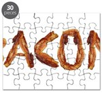Bacon in the Shade of Bacon Puzzle