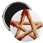 Bacon Star Magnets