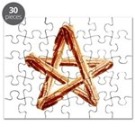 Bacon Star Puzzle