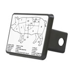 Pig Parts Hitch Cover