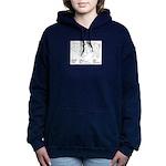 Pig Parts Women's Hooded Sweatshirt