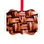Bacon weave Ornament