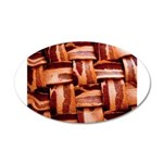 Bacon weave Wall Decal