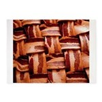 Bacon weave 5'x7'Area Rug