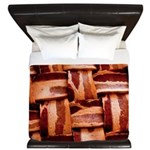 Bacon weave King Duvet