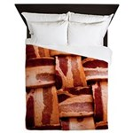 Bacon weave Queen Duvet