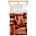 Bacon weave Twin Duvet