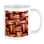 Bacon weave Mugs