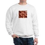 Bacon weave Sweatshirt