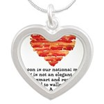Sarah Hepola Quote about Bacon Necklaces