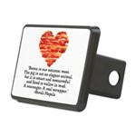 Sarah Hepola Quote about Bacon Hitch Cover