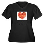 Sarah Hepola Quote about Bacon Plus Size T-Shirt