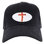 Bacon Cross Baseball Hat