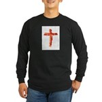 Bacon Cross Long Sleeve T-Shirt