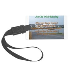 Old Irish Blessing #4 Luggage Tag