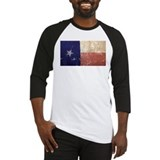 Texas State Flag Baseball Jersey