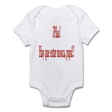 Dicho popular Mosca papa Infant Bodysuit