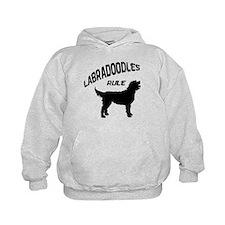 Labradoodles Rule Hoodie