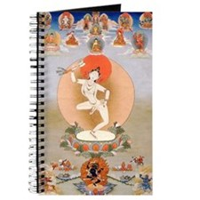 Vintage Tibetan Art Journal