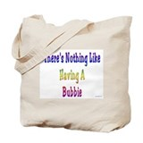 Having a Jewish Bubbie Tote Bag