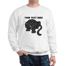 Custom Black Panther Sweatshirt