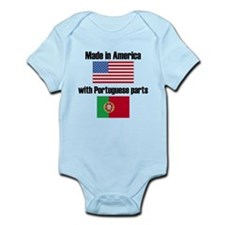 Made In America With Portuguese Parts Body Suit