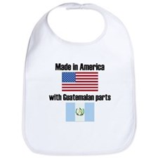 Made In America With Guatemalan Parts Bib