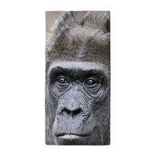 Gorilla 004 Beach Towel