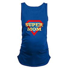 Super Mom: Maternity Tank Top